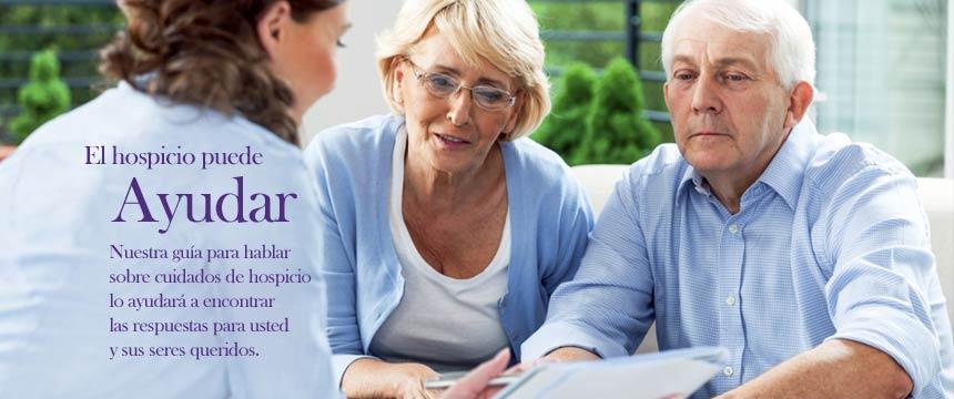 El hospicio puede ayudar | Servicios de hospicio VITAS
